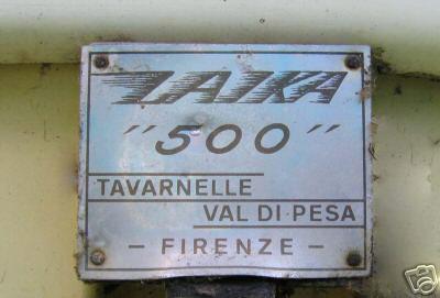 Caravane pliante LAIKA 500 de 1961 pour Fiat 500 fiat 600 moto mini cox